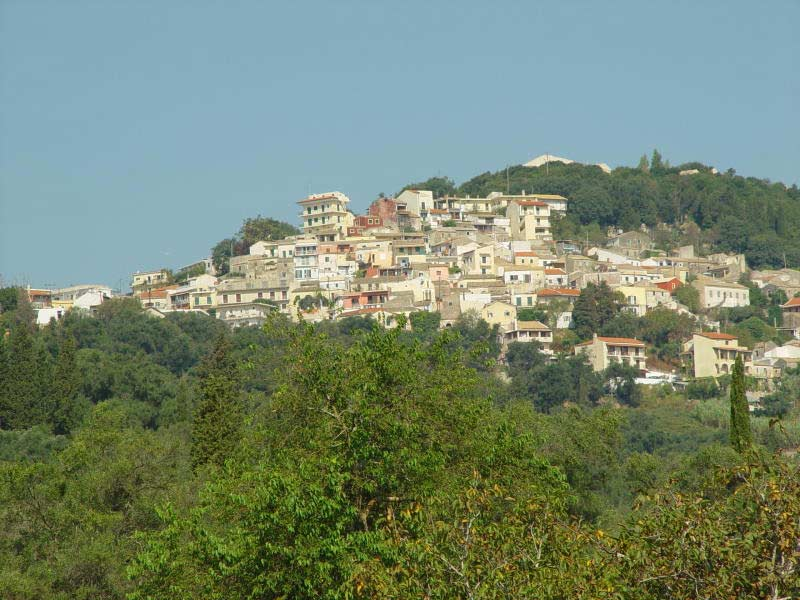 Pelekas is a picturesque village